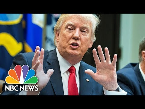 Donald Trump Speaks on Workforce Development | NBC News