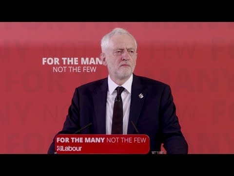 Jeremy Corbyn | My commitment to our country (FULL)