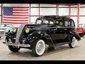 1936 Hudson Terraplane Black