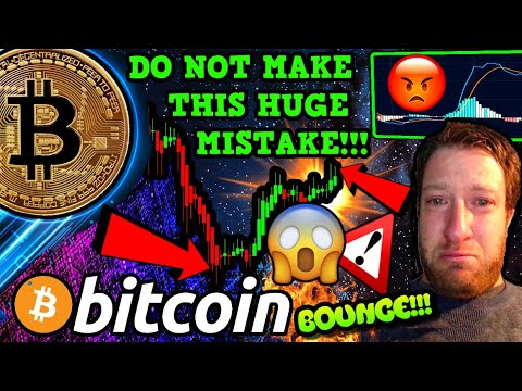 BITCOIN BOUNCE!!!!!!! TRUST IT?!!! THIS Will Send Price SURGING!!! TOP Altcoin Trends🔥