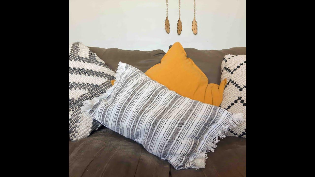 The No Sew Cushion