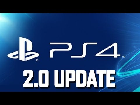 PSN PS4 Update 2.0 - Youtube, MP3, and more!