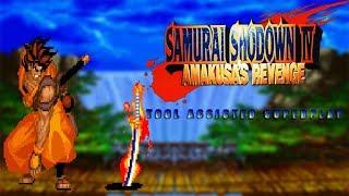 Samurai Shodown IV - Kazuki (Burst)【TAS】
