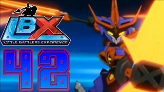 LBX: Little Battlers eXperience (3DS)[Blind] Part 42(Post Game)(Gundam Epsilon)