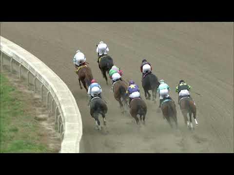 video thumbnail for MONMOUTH PARK 10-24-20 RACE 11 –  PINO GRIGIO HANDICAP