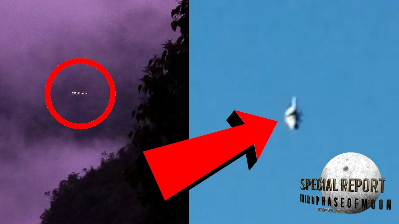 Out Of This WORLD Broad Day-Light UFOS: You GOTTA Watch This! 2021