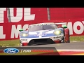 Ford vs Ferrari Battle Continues at WEC 6 Hours of Spa   FIA World Endurance   Ford Performance