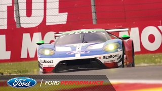 Ford vs Ferrari Battle Continues at WEC 6 Hours of Spa | FIA World Endurance | Ford Performance