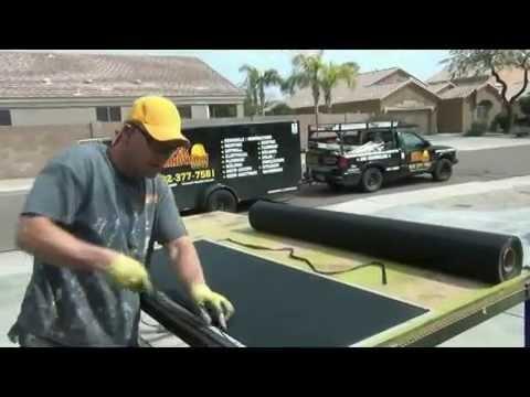 How to make solar screens