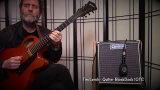 Tim Lerch - Quilter BlockDock 10TC Demo