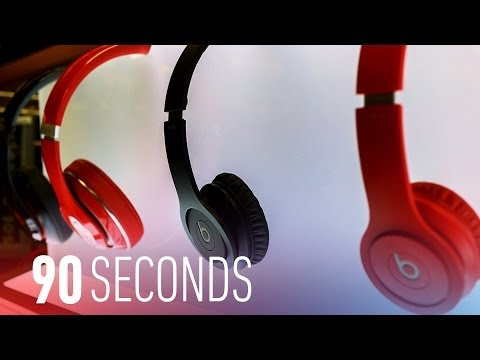 Why Apple would pay $3.2 billion for Beats: 90 Seconds on The Verge