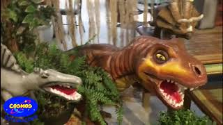 Cosmos Decorações - Dinossauro