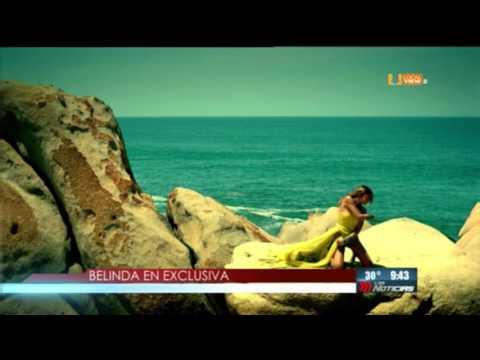 Entrevista a Belinda en Las Noticias Monterrey