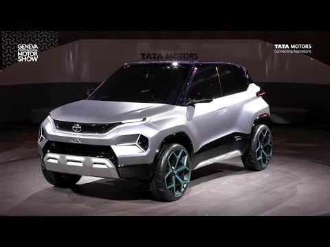 Tata Motors at Geneva Motor Show 2019