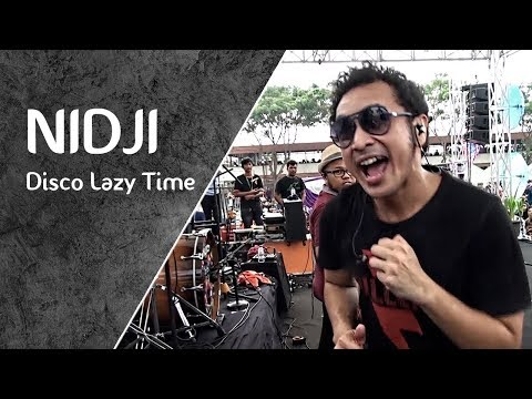 [HD] Nidji - Disco Lazy Time Live Chingluh Tangerang