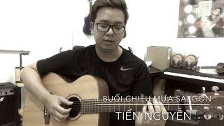 [Live]Lời Chưa Nói   Guitar cover Tiến Nguyễn   OST Phía Trước Là Bầu Trời