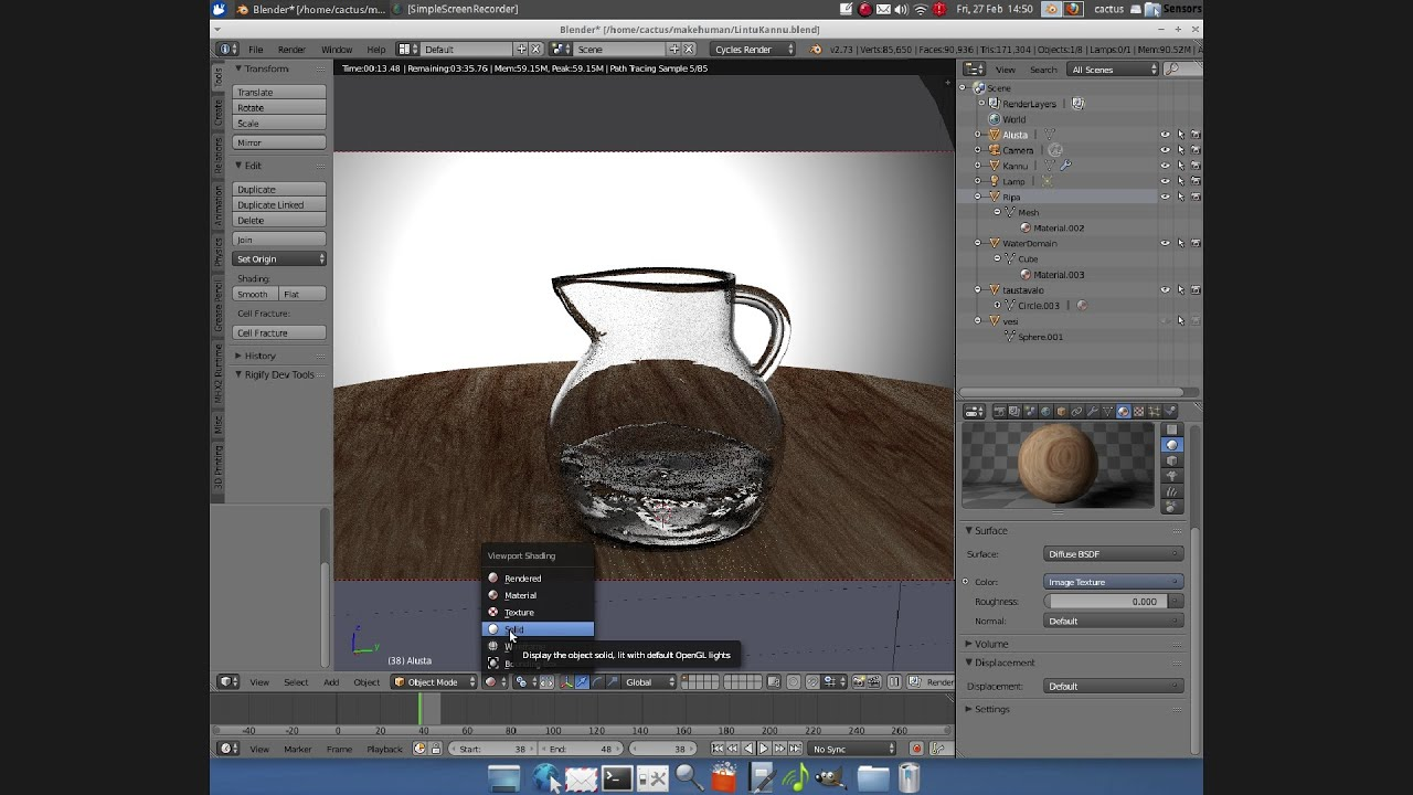 Background image not showing blender - Blender Cycles Fix Image Texture Not Showing