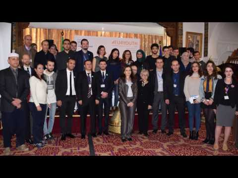 """Event """"Young people as a resource"""": The support of the European Union to Algerian youth"""