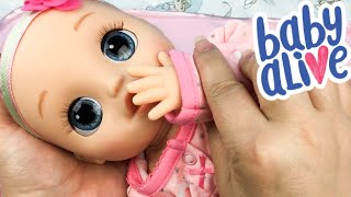 Baby Alive REAL AS CAN BE BABY Doll Play