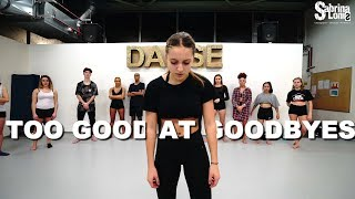 Baixar SAM SMITH - Too Good At Goodbyes| alicia moffet| Contemporary Jazz | Sabrina Lonis class choreo