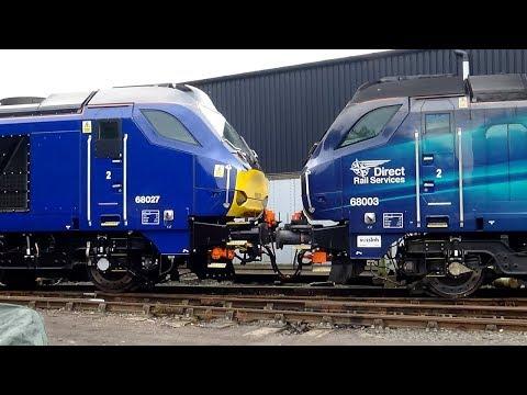 Trail of rail surprises