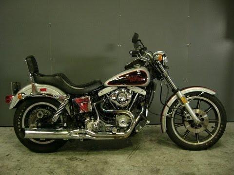 1979 Harley Davidson FXS1200 Lowrider Shovelhead for sale