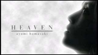 Gambar cover Ayumi Hamasaki HEAVEN (Original Piano Version)