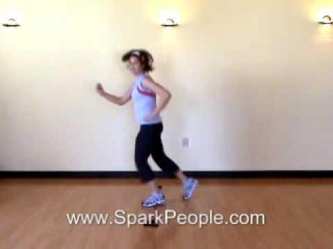10 Minute Jump Start Cardio Workout