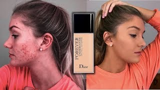 NEW Dior Forever Undercover Foundation | First Impression