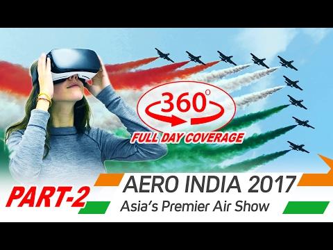 Bangalore Air Show ~ Aero India 2017