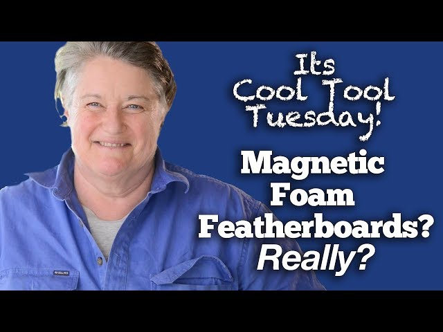 Cool Tool Tuesday! - Bow InstaGrip Featherboard System!