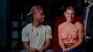 Making The BEAST: Episode 1 | Willdabeast Adams & Janelle Ginestra