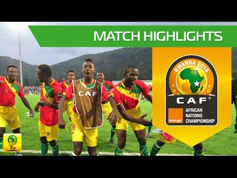 Guinea vs Nigeria | Orange African Nations Championship, Rwanda 2016
