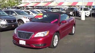 Chrysler 200 Convertible 2012 Videos