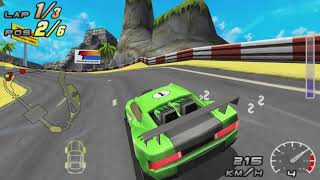 Raging Thunder 2 Android Gameplay