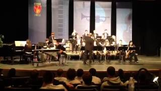 "Mt Si Jazz Band I ""Symphony in Riffs"""