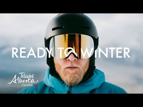 Ready to Winter | Alberta, Canada