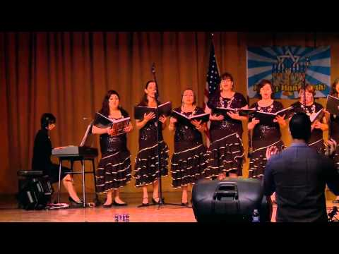 "Kol Sephardic Choir (a.k.a.  ""ROSE"") - Hanukkah Festival - December 4th, 2013"