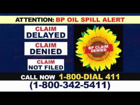 BP Oil Spill Compensation