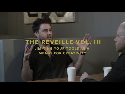 Limiting Your Tools As A Means For Creativity