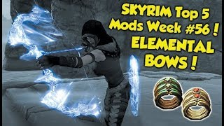 Skyrim Remastered Top 5 Mods of the Week #56 (Xbox One Mods)