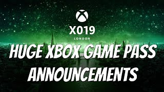 Xbox Game Pass Just Got Even BETTER!! / Видео