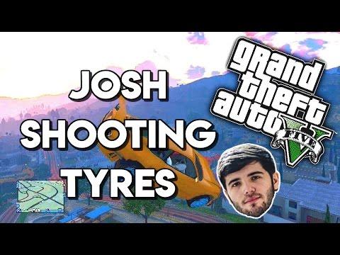 Josh + Guns + Tyres