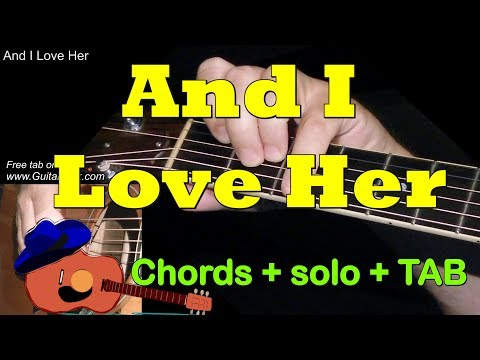 59 Mb And I Love Her Tab Free Download Mp3