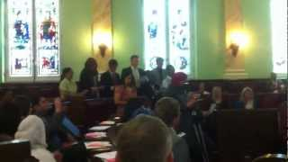 Oath of Allegiance to the Queen - UK Citizenship Ceremony