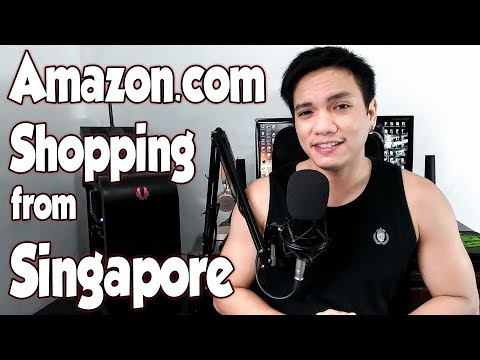 How to Buy from Amazon to Singapore
