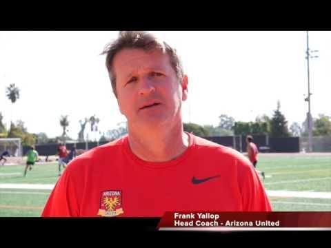 VC Fusion - November Pro Soccer Combine 2016 // MLS // USL