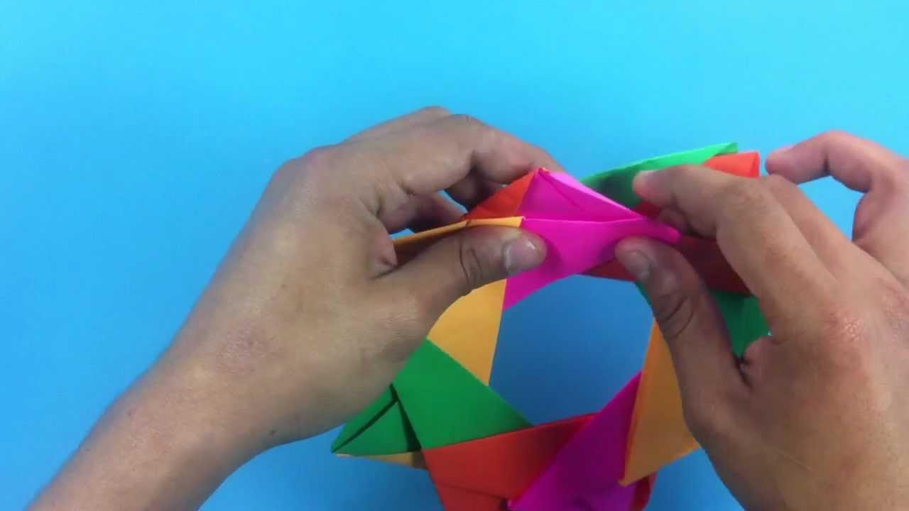 Estrella de origami figuras de papiroflexia youtube - Papiroflexia paso a paso ...