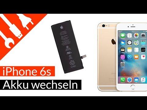 iPhone 6s Akku wechseln   kaputt.de