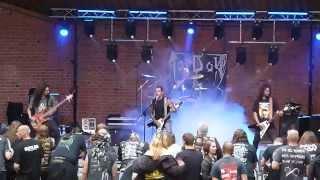 HORDAK - Live Barth/Germany 2015 BMOA